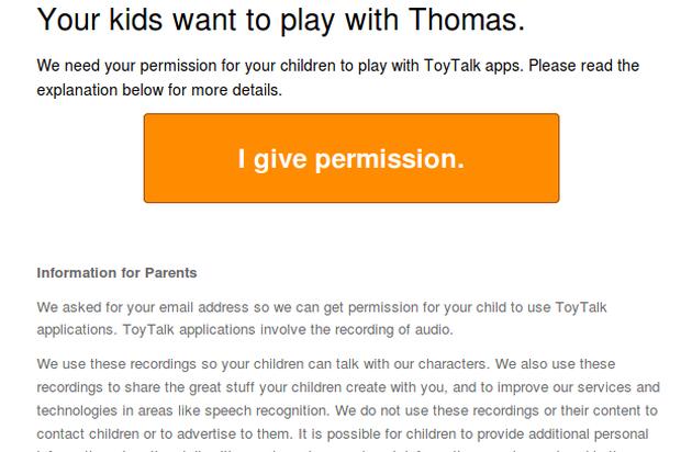 F**k you Thomas